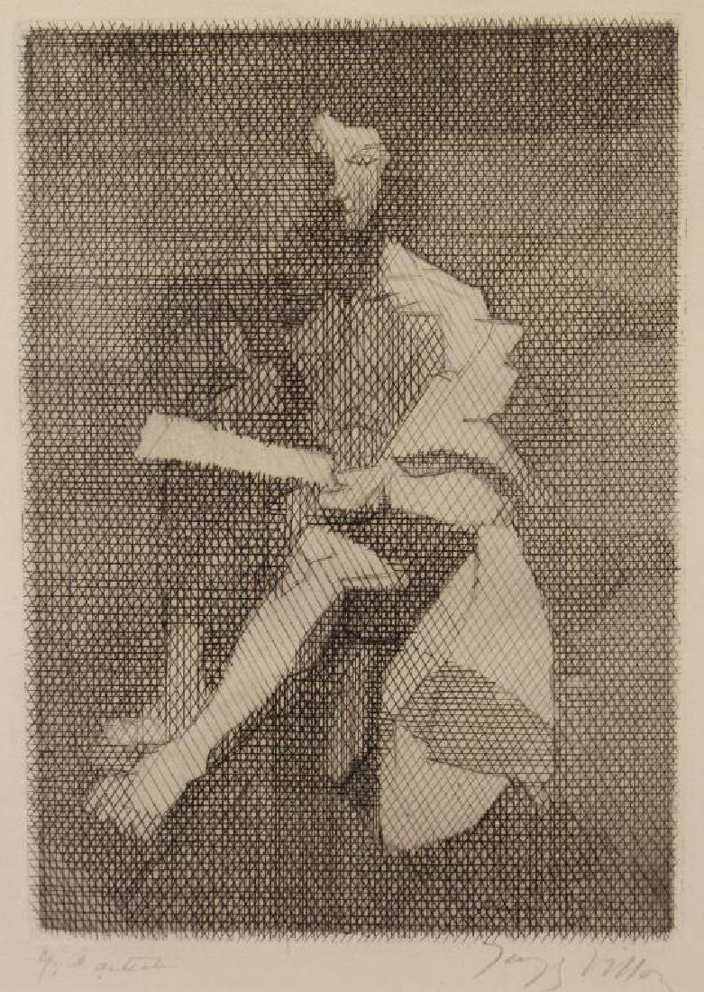 Jacques Villon (1875-1963) - 2