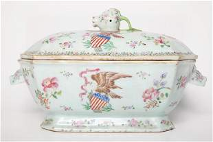 Important Chinese Export Tureen