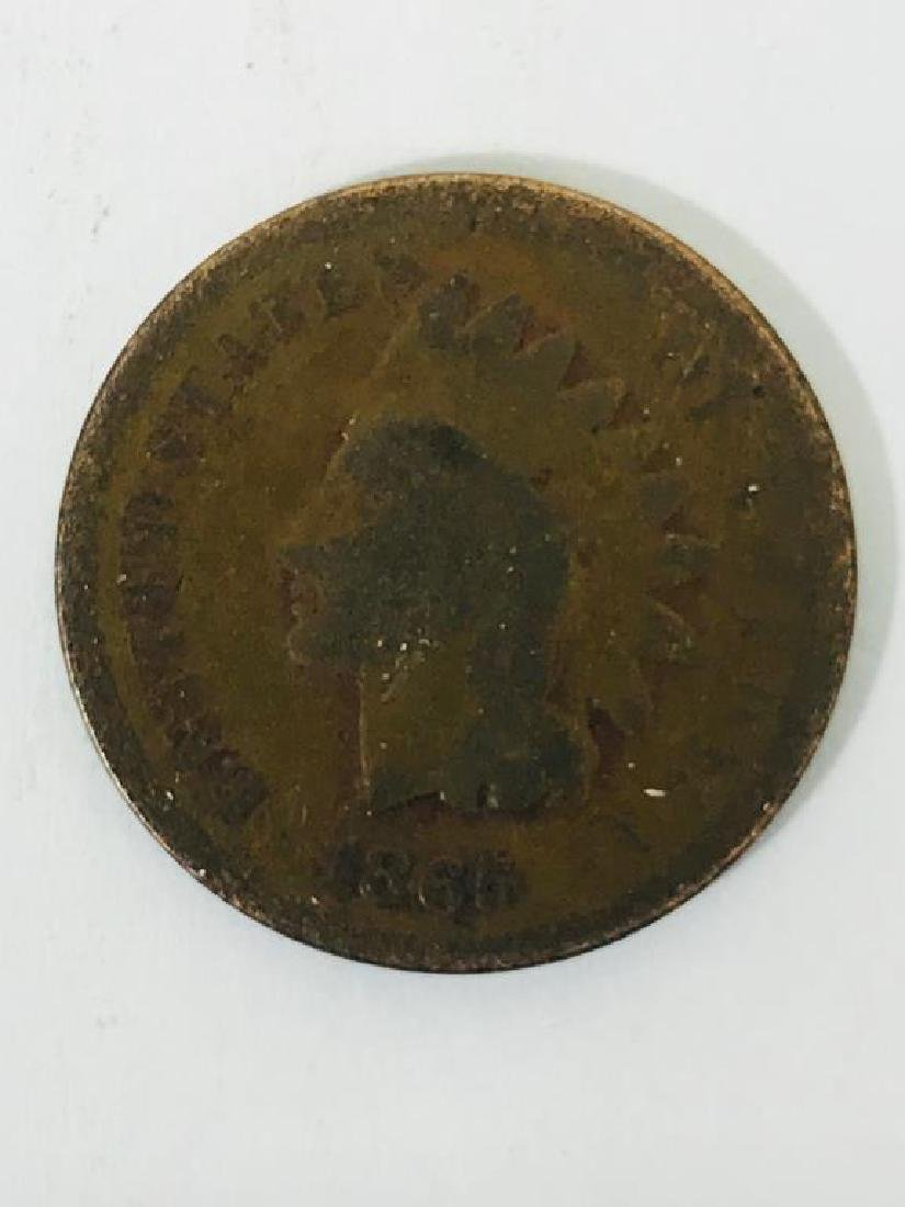 Seven (7) U.S. Civil War Indian Head Pennies - 7