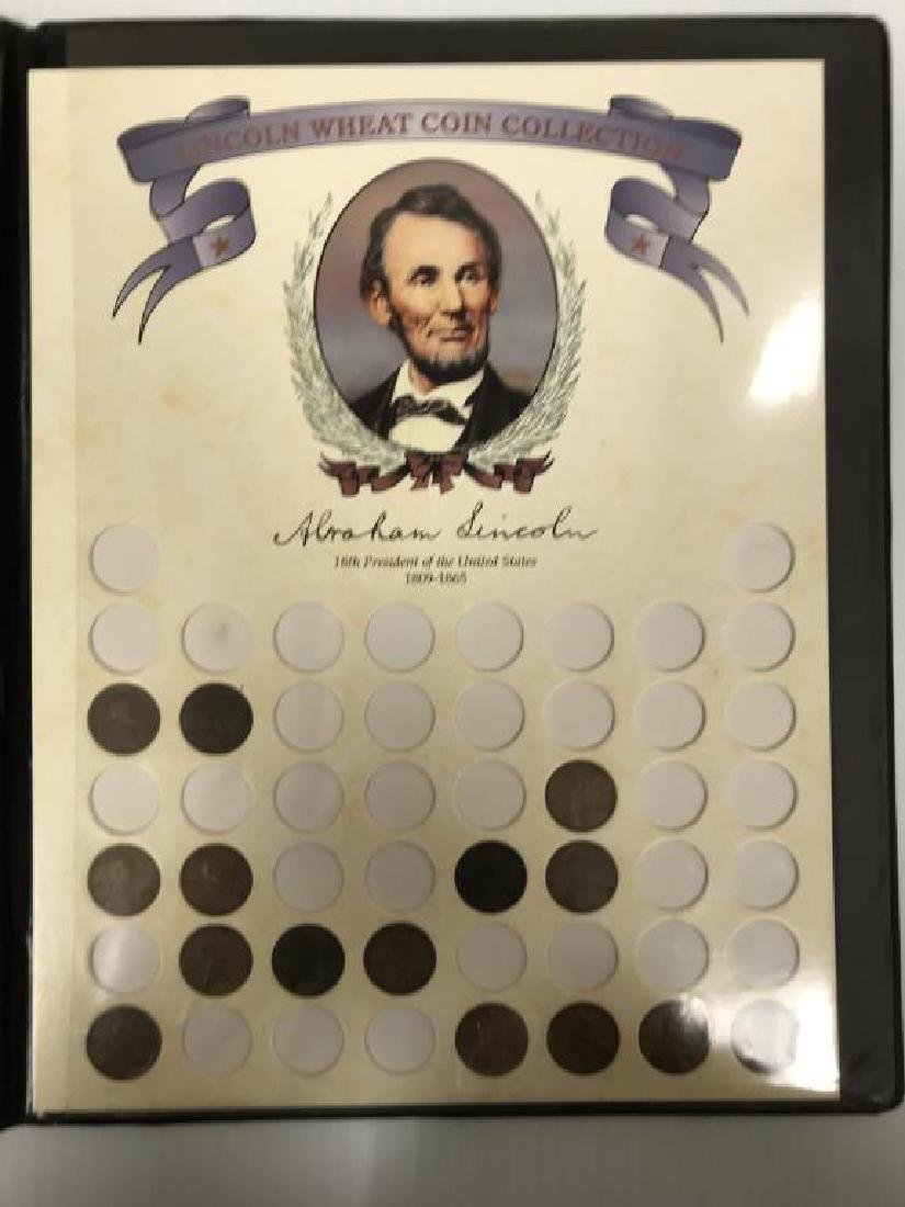 Collection of U.S. Coins in Display Cases - 10