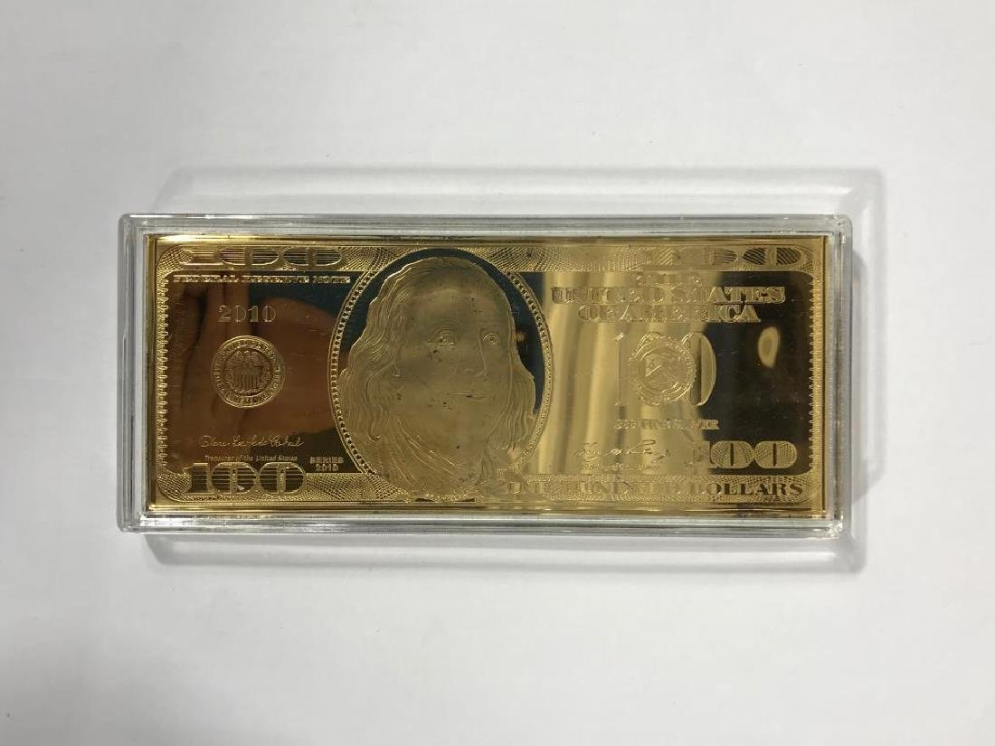 Collection of U.S. Coins in Display Cases - 2