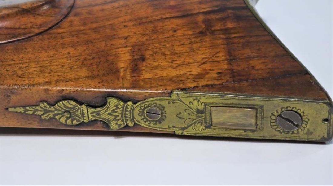 Rare Pennsylvania Rifle by Jacob Kunz 1830's - 5