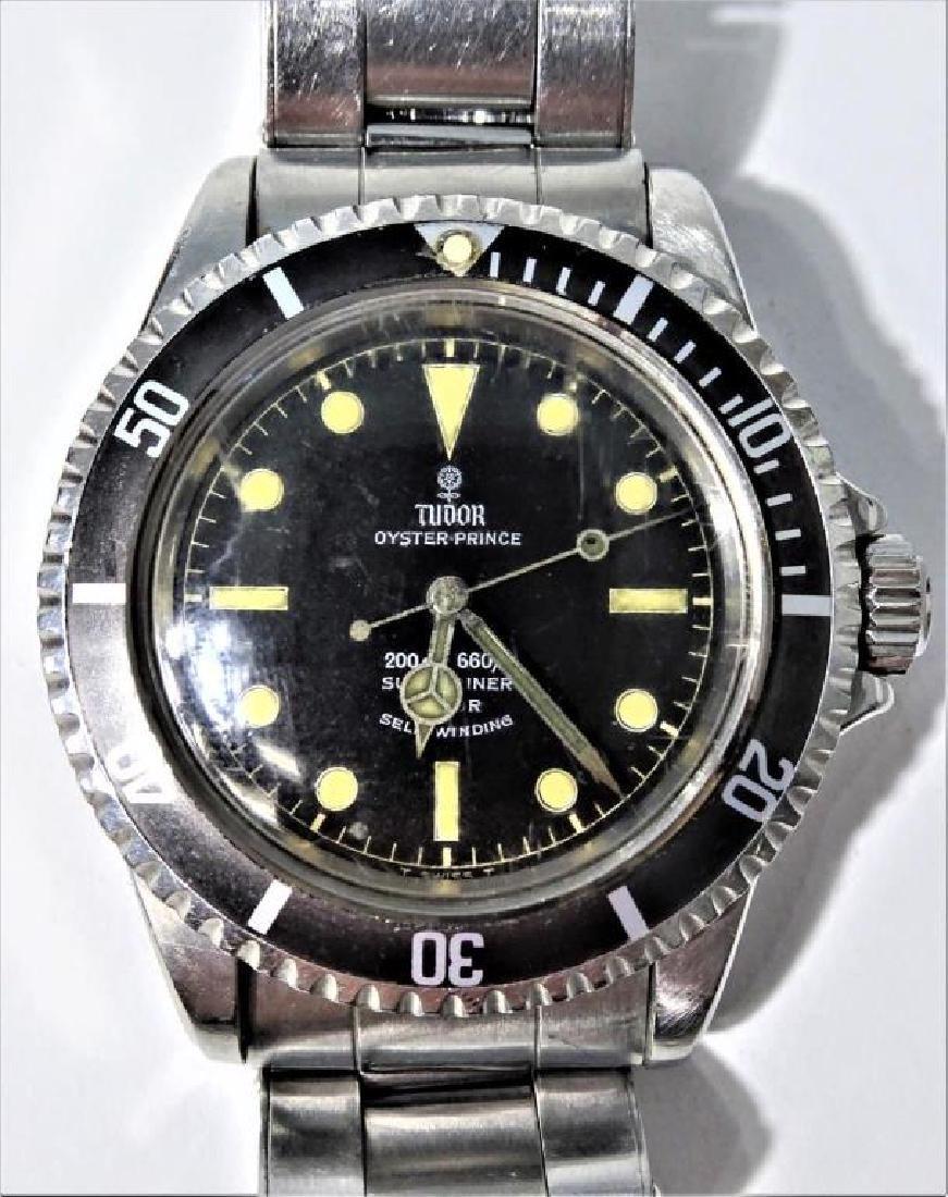 Rolex Tudor Submariner Watch