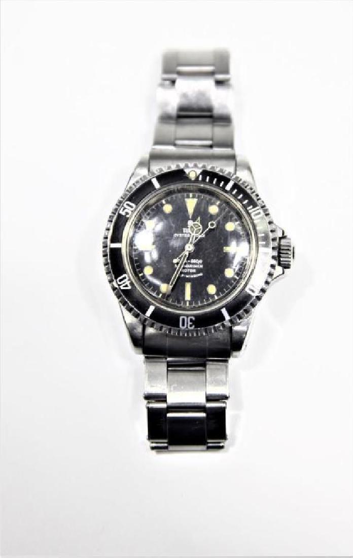 Rolex Tudor Submariner Watch - 2