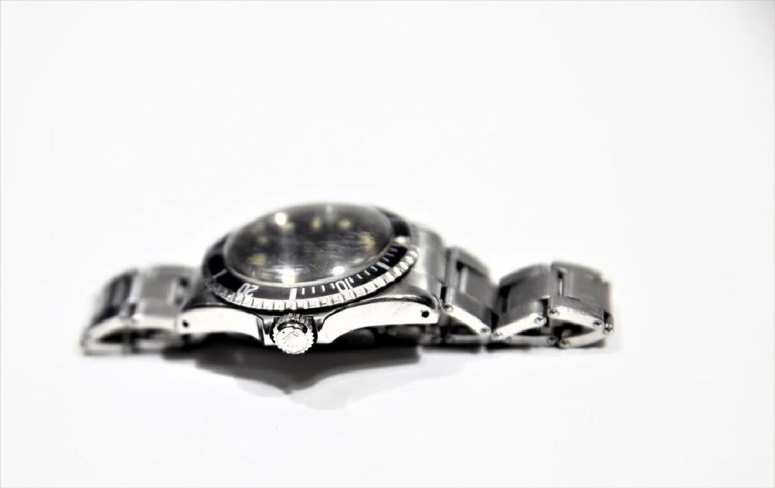 Rolex Tudor Submariner Watch - 3