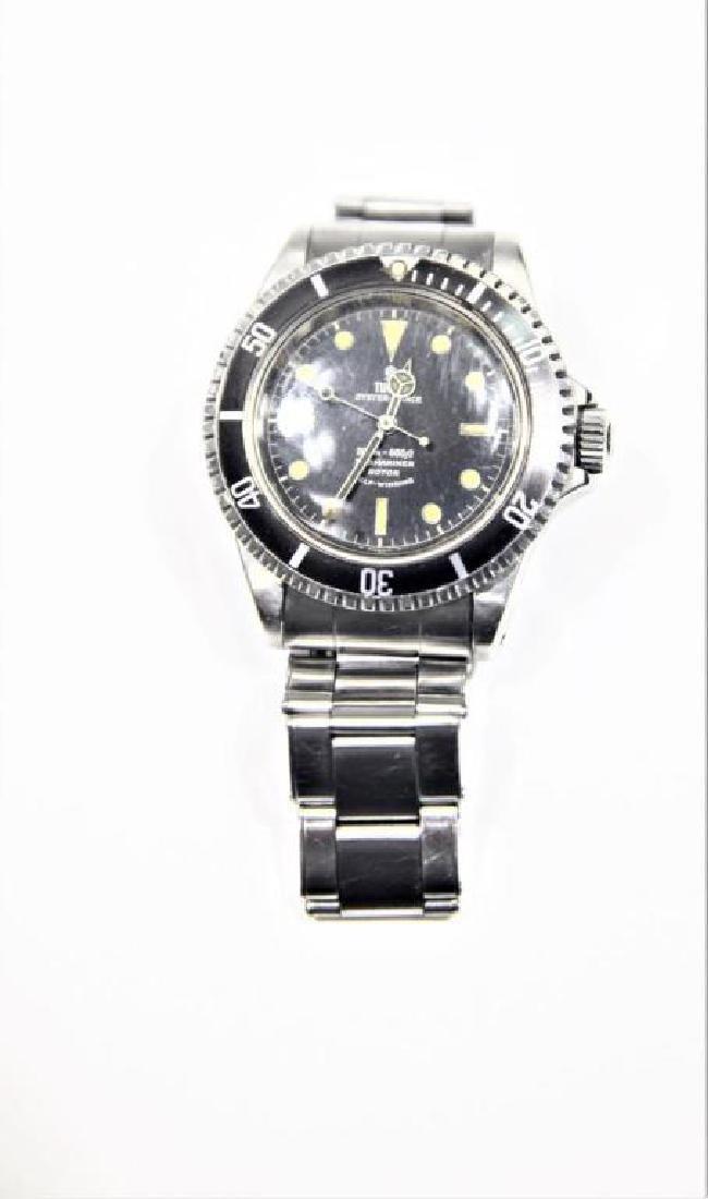 Rolex Tudor Submariner Watch - 5