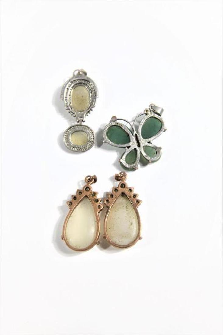 (4) Jewelry Pendants - 2