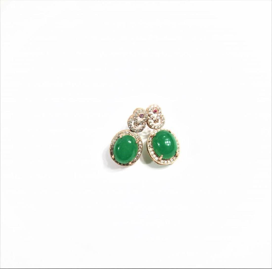 (3) Pairs of Earrings - 4