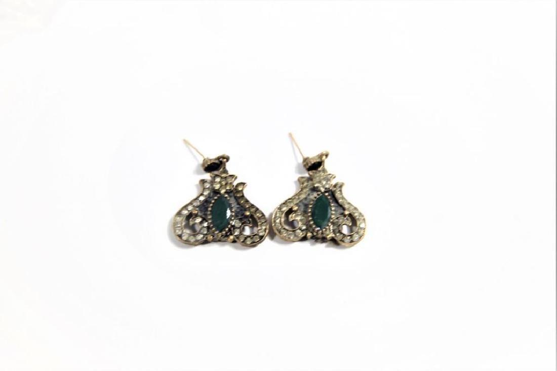 (3) Pairs of Earrings - 6