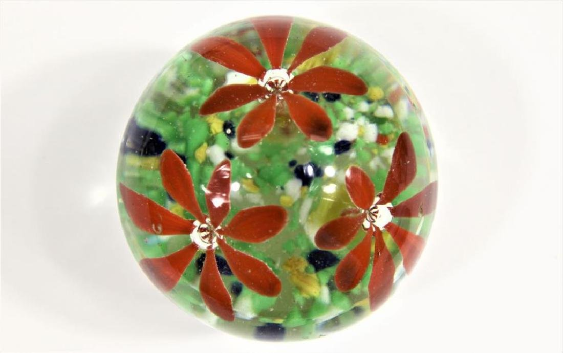 Five (5) paperweights - 7