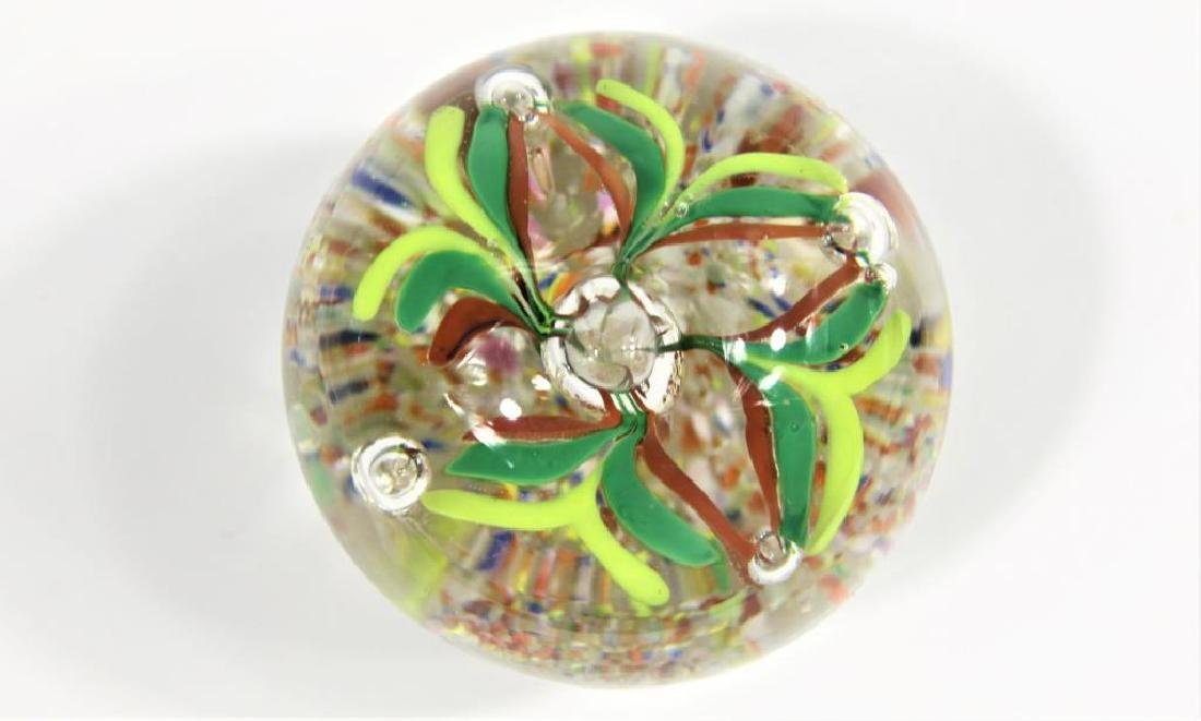 Five (5) paperweights - 9