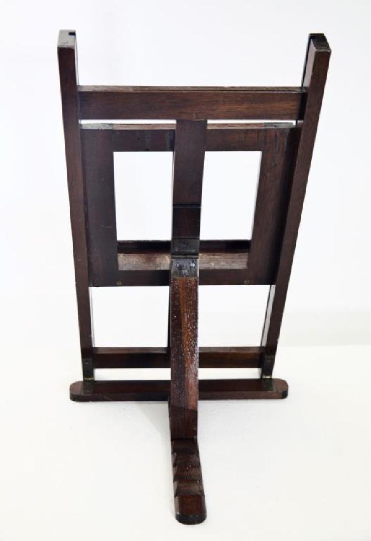 Wooden Easel - 4