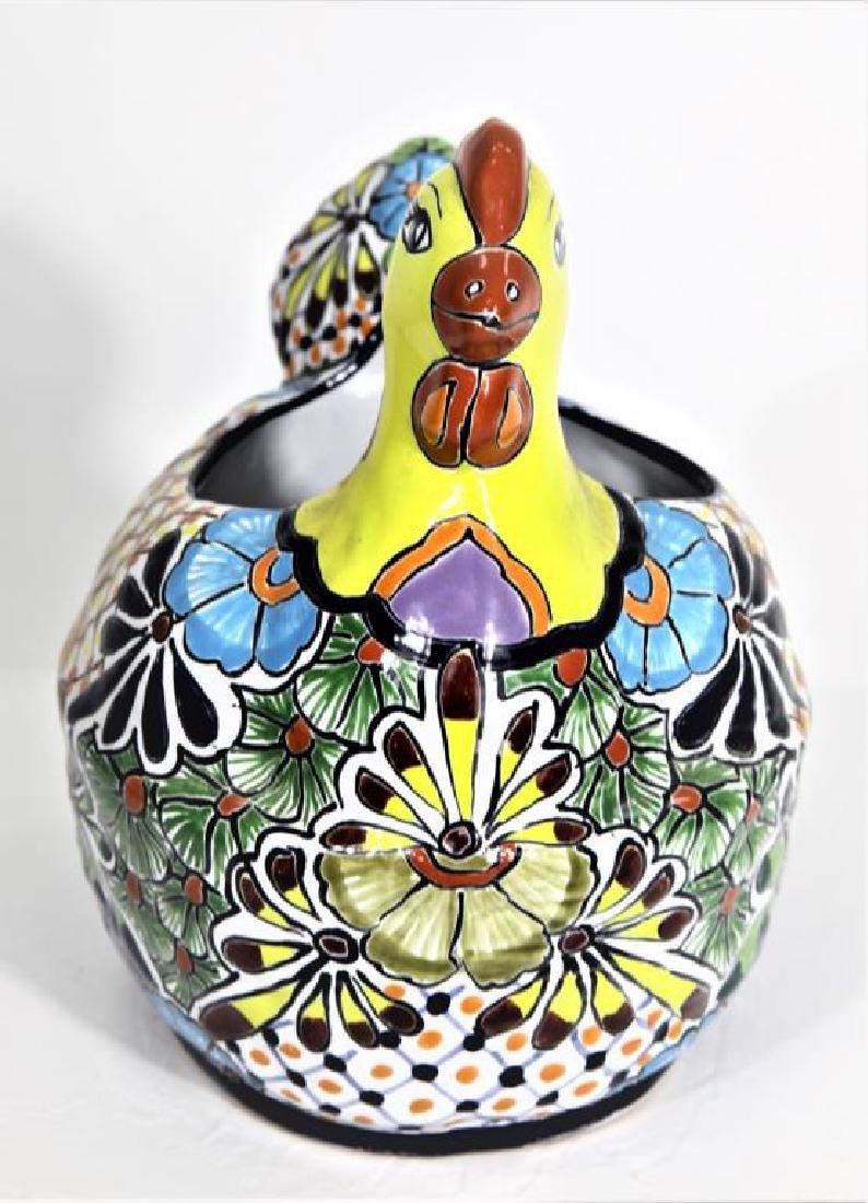 Ceramic Hen Shaped Bowl - 3