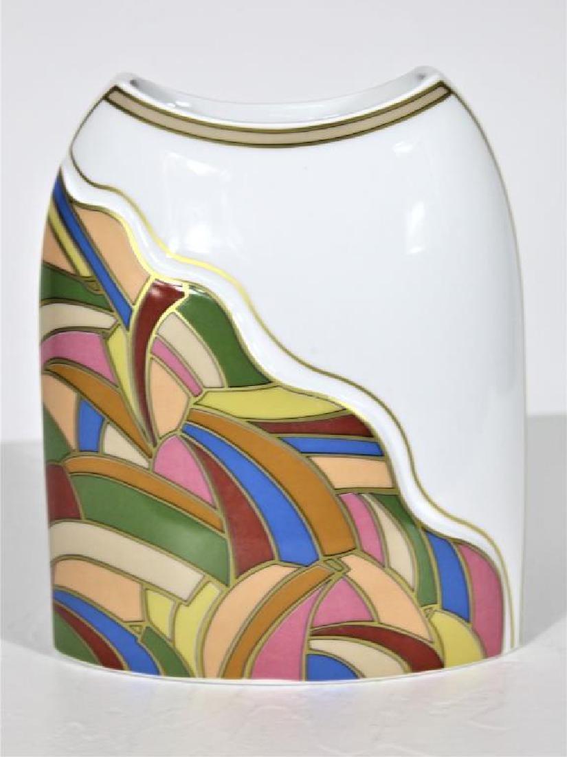 Vintage W. Germany Kaiser Porcelain Vase - 2