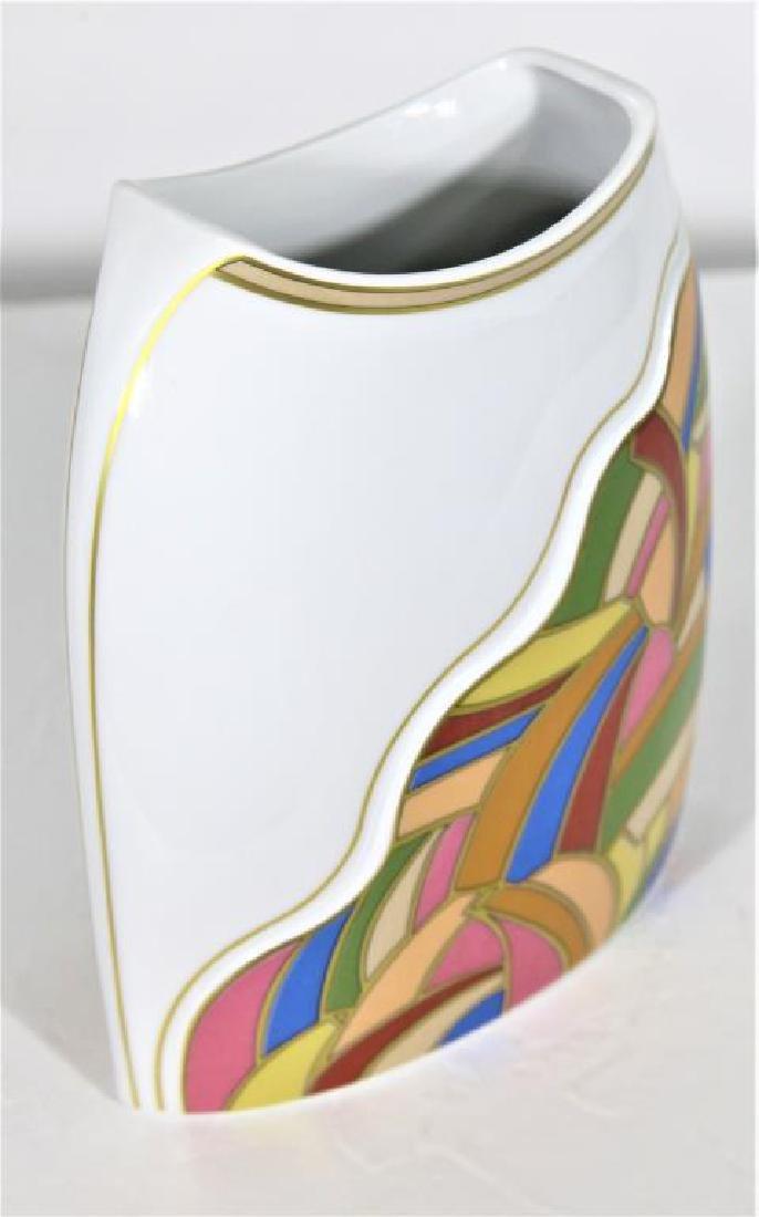 Vintage W. Germany Kaiser Porcelain Vase - 6