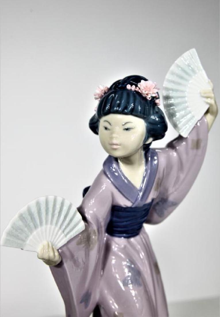 Lladró, Set of (3) Chinese Women - 3