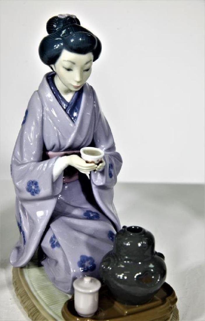 Lladró, Set of (3) Chinese Women - 4
