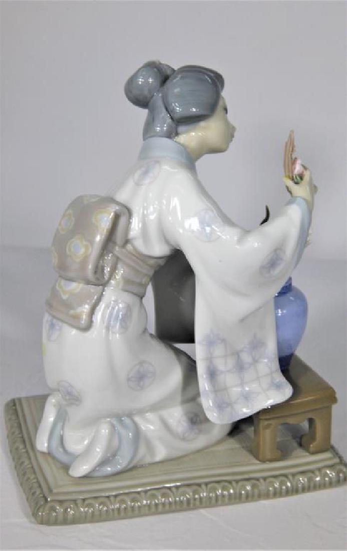 Lladró, Set of (3) Chinese Women - 7