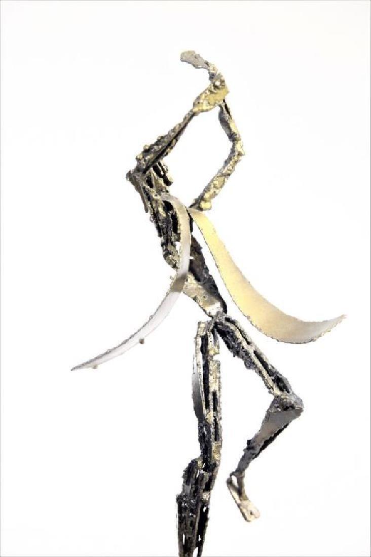 Abstract Figurine Sculpture - 4