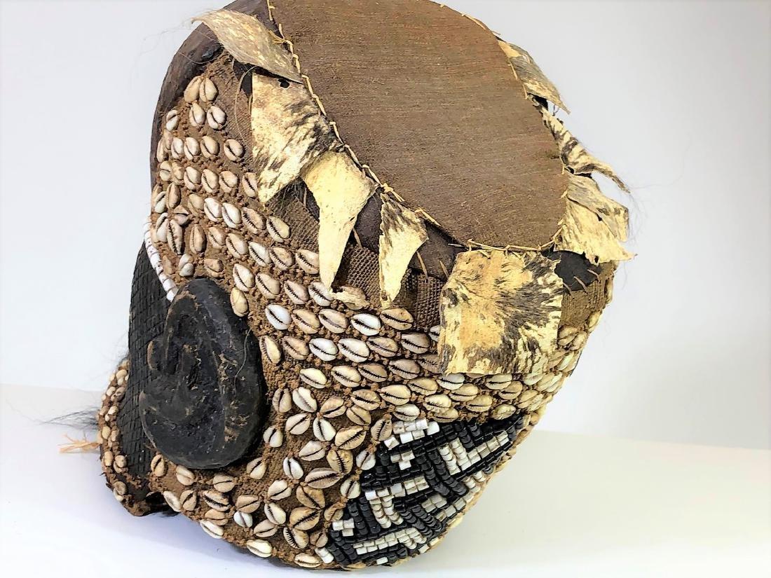 20th Century African Helmet Mask - 4