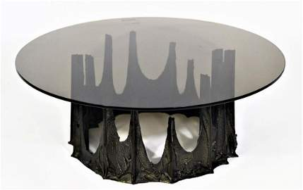 Paul Evans Stalagmite Coffee Table