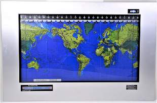 Geochron Standard World Clock