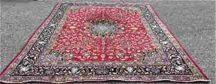Persian, Room Sized, Semi-Antique Rug