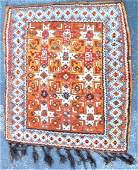 Small Persian Rug w Fringe