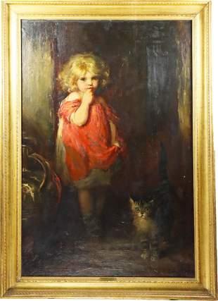 Laura Adeline Muntz-Lyall (1860-1930)Canadian, O/C