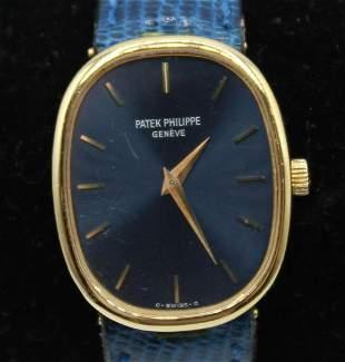 Patek Philippe 18K Geneve Watch