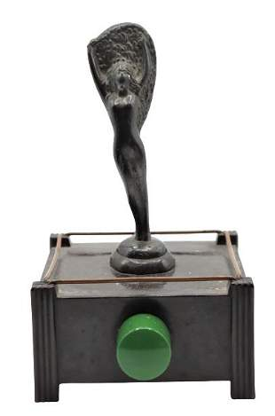 Dunhill Silent Flame Table Lighter
