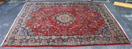Large Kashan Iran Persian Rug