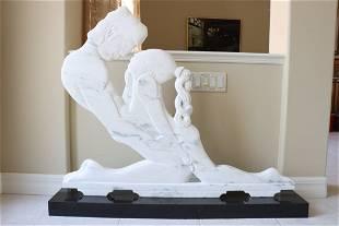 Vincent Leggiadro (b.1934) Italian, Sculpture
