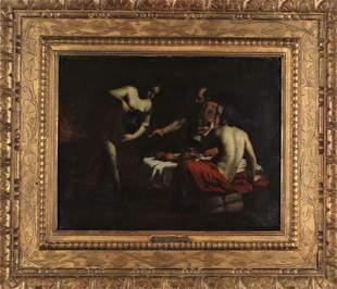 Attrb. Alessandro Turchi (1578/82-1649) Ital, O/C