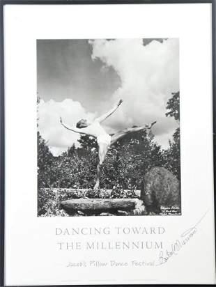 Jacob's Pillow Dance Festival Poster