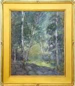 Emile Albert Gruppe (1896-1978) Amer, Oil/Canvas