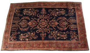 Large Hand Made Persian Sarouk Rug