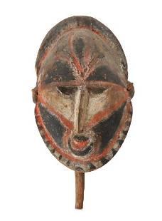 New Guinea Abelam Yam Mask