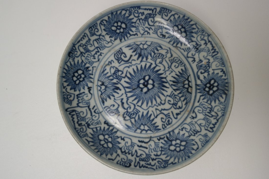 Ming Dynasty Chinese Dish
