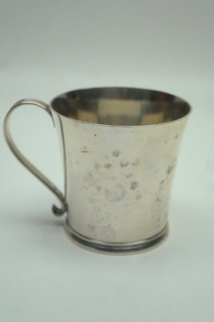1943 John Dixwell (Boston) Sterling Silver Cup