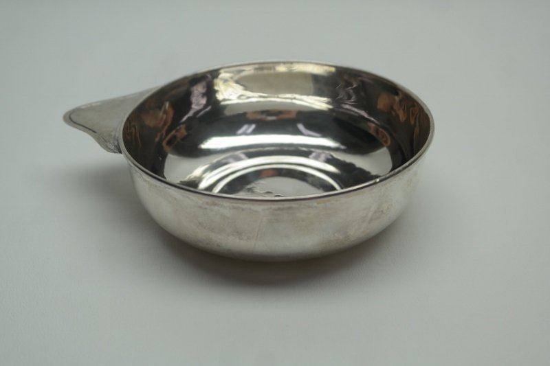 Sterling South American Peru .925 Bowl