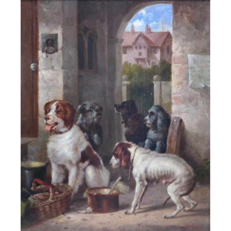 Edmund Aylburton Willis (1808-1899)