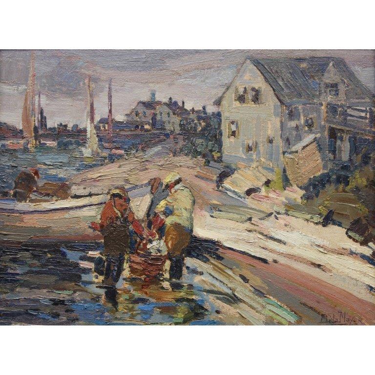 Peter Bela Mayer (1887 - 1993) New York / Hungary