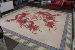 Large 20th C. Palace Size Chinese Rug