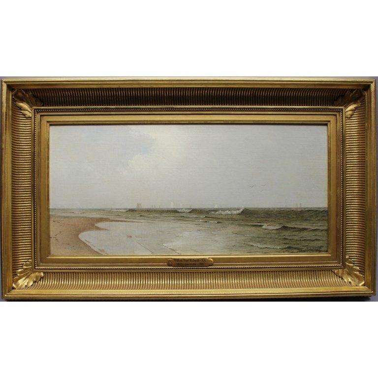 "William Trost Richards (1833 - 1905) ""The Regatta"""