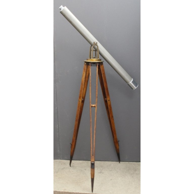 """""""Look Out"""" Telescope on Stand, Enbeeco of London"""