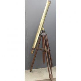Queen & Co., Philadelphia Telescope On Tripod