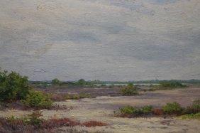 """Attr. Anton Fischer (1882 - 1962) """"key"""" Landscape"""