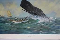(6) Nautical Prints