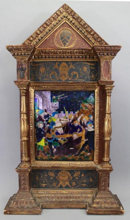 Workshop of Pierre Reymond (1513-1584) Icon